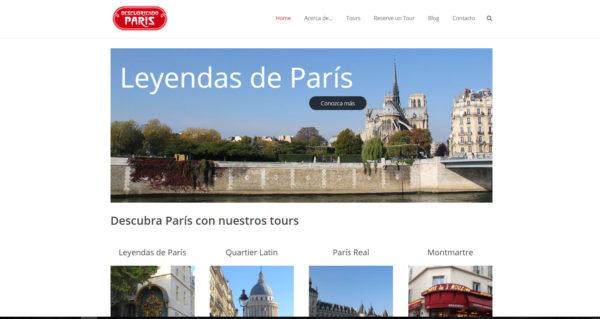 Descubriendo Paris
