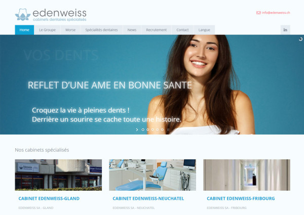 Edenweiss.ch